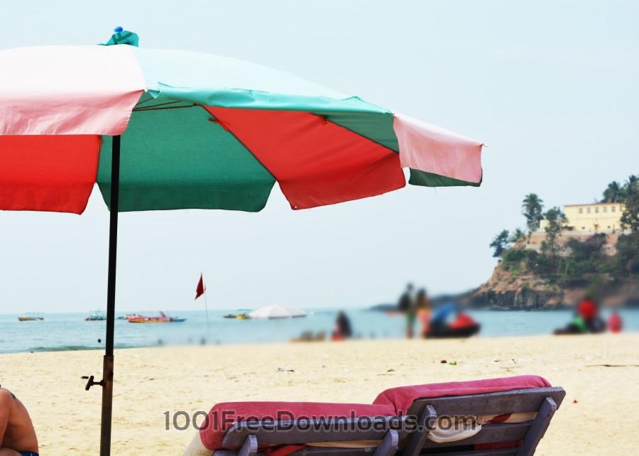 Free Photos: Tent on beach | Holidays