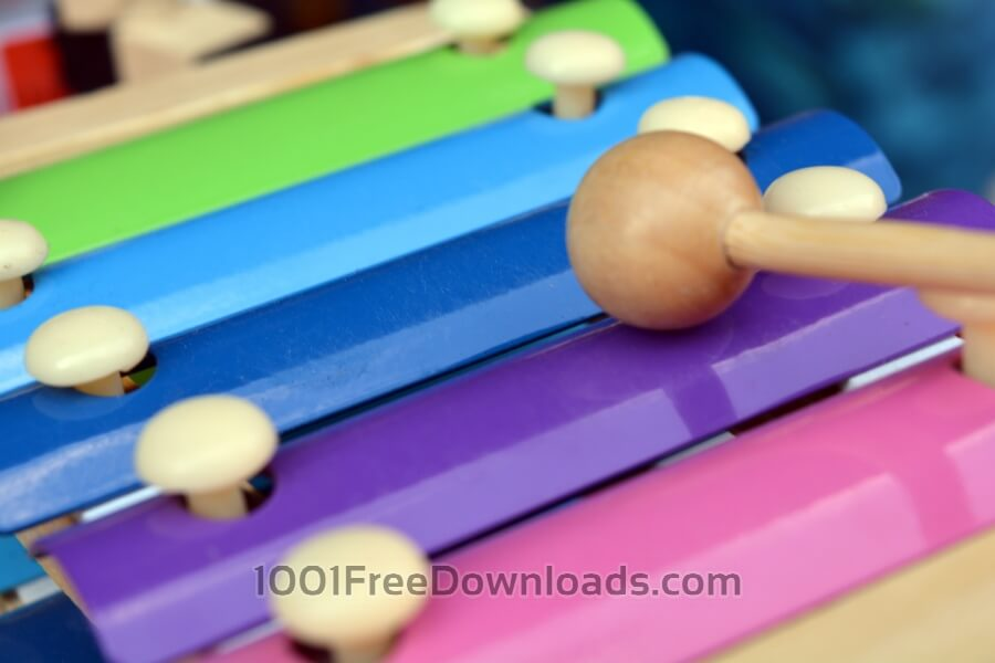 Free Photos: Colorful Xylophone | Holidays