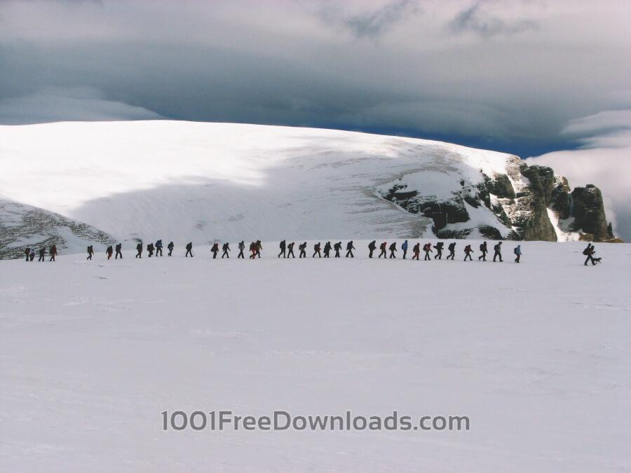Free Photos: Sunny mountain landscape | Backgrounds