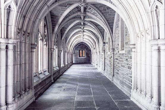 Free Gothic hall