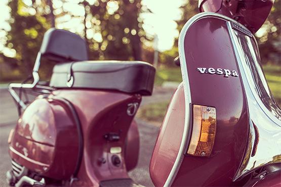 Free Classic Vespa
