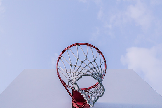 Free Basketball hoop