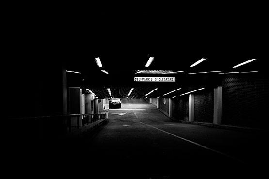 Free Underground parking