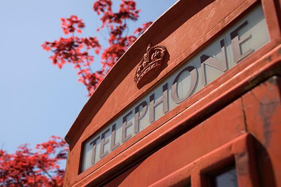 Free Telephone box in London
