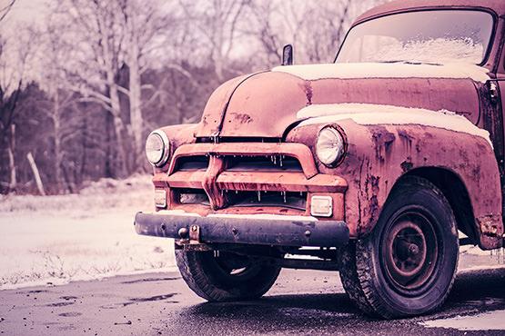 Free Vintage truck