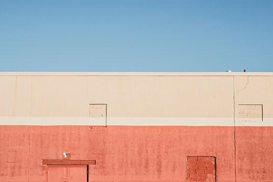 Free Wall facade