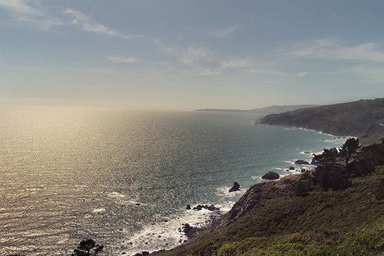 Free Sea landscape