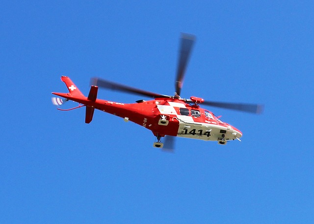 Free rescue helicopter helicopter rescue flight monitors