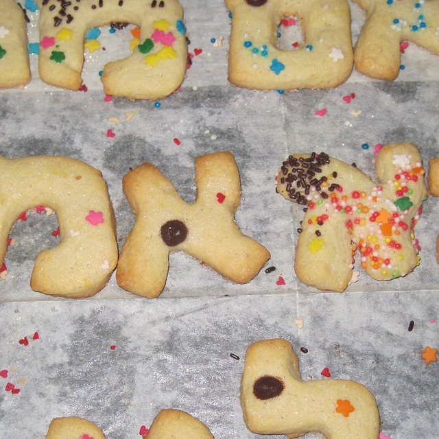 Free cookies yummy biscuits pastry gingerbread baking