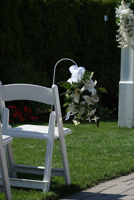 Free wedding chair romance marriage ceremony