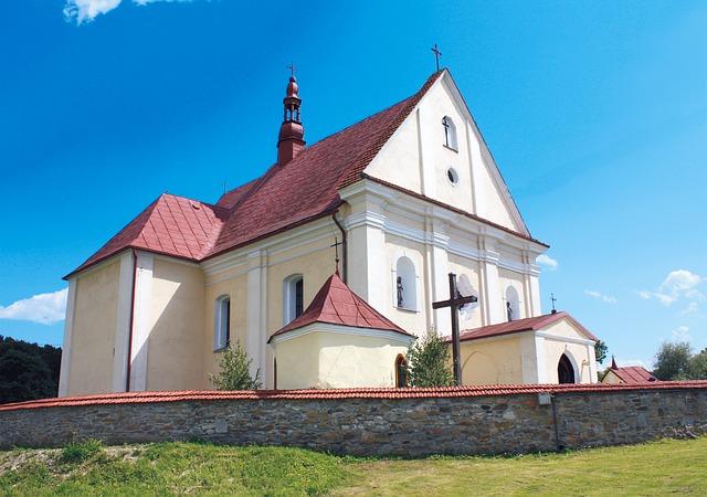 Free hoczew church parish of st anny