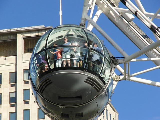 Free london eye london british landmark united kingdom