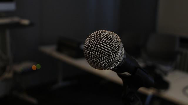 Free microphone mic music studio recording record talk