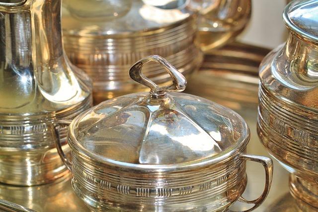 Free silverware silver sugar bowl jugs silver tankard