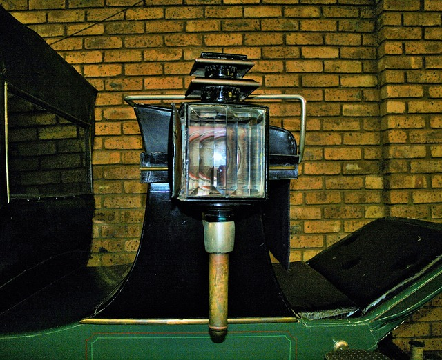 Free carriage lamp lamp light vehicle carriage