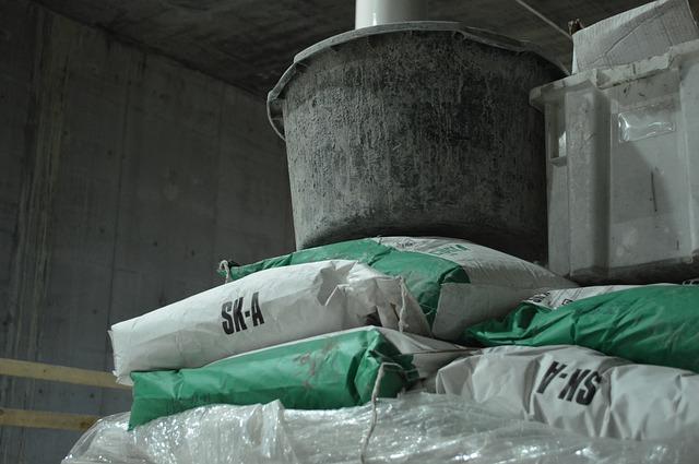 Free cement concrete bucket construction detail lower