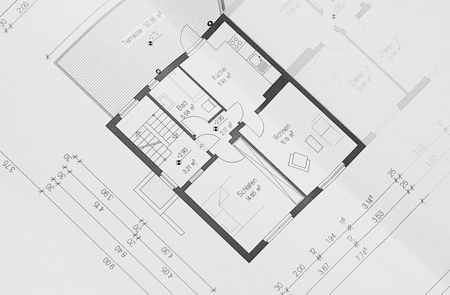 Free building plan floor plan architectural