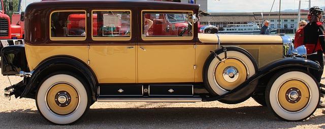 Free auto oldtimer classic cadillac year built 1929