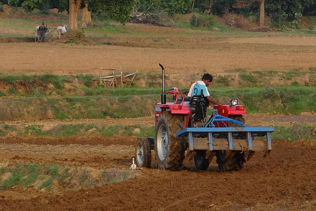 Free tractor tiller tilling equipment agriculture