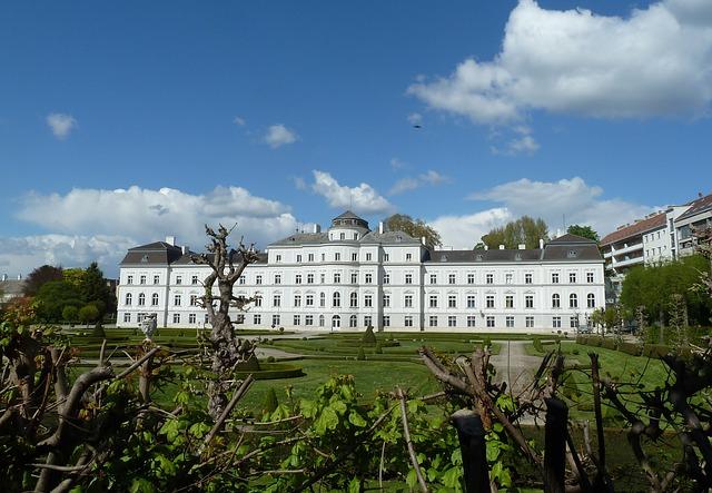 Free augarten palais vienna palace