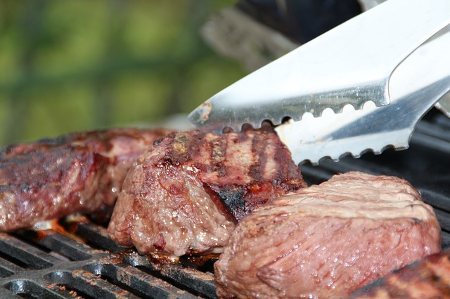 Free steak steaks barbecue summer grill meat gas grill