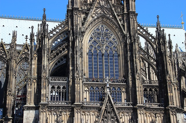 Free cologne cathedral church architecture