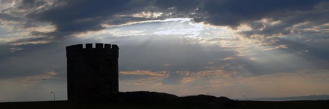 Free sydney castle sunset romania outside
