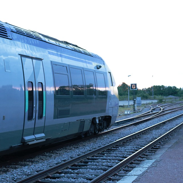 Free train transportation railway locomotive track
