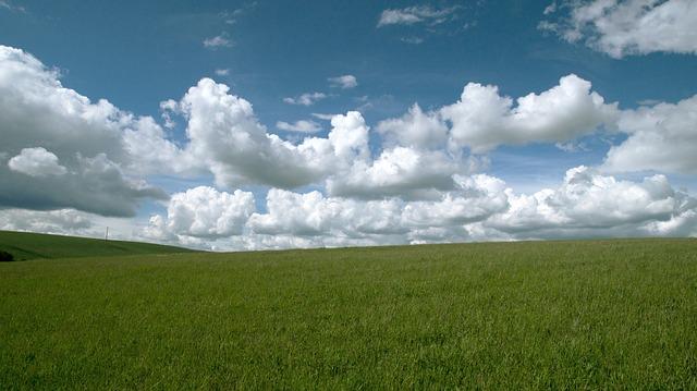 Free cloud clouds clouds form cumulus summer clouds