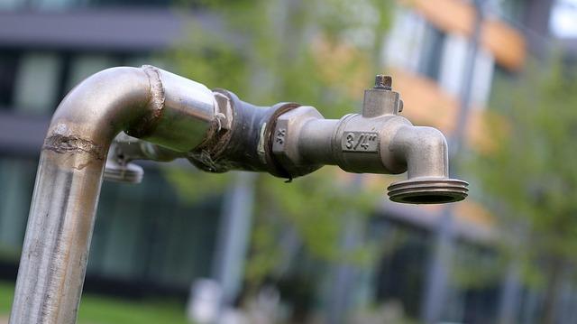 Free garden water tap water metal iron office