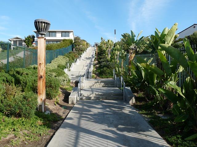 Free california beach dana point beautiful stairs