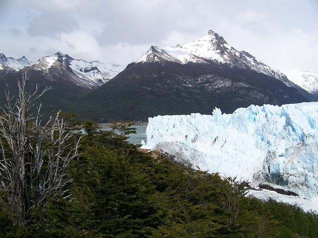 Free glacier perito moreno argentina mountain nature