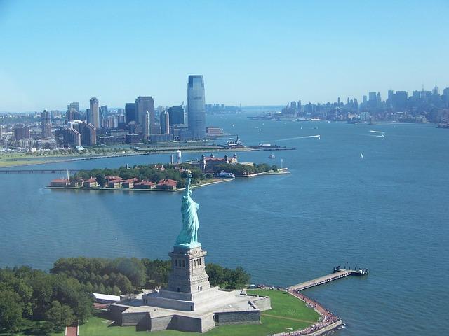 Free new york united states panoramic