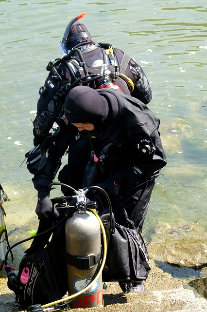 Free scuba diver human person man event sport