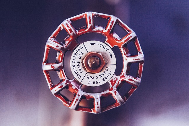 Free valve wheel pressure metal