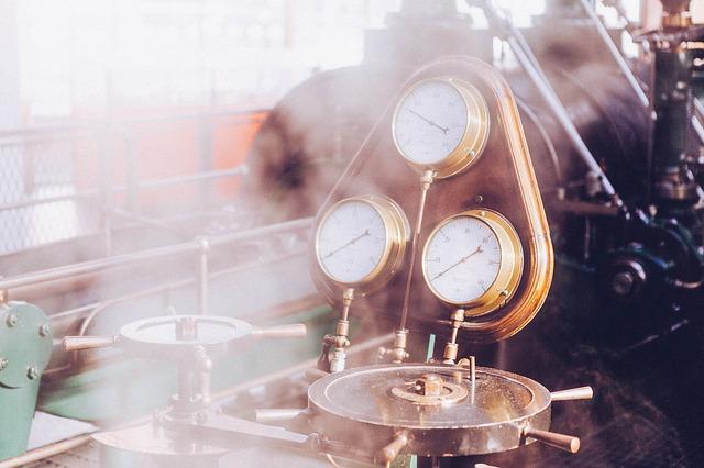 Free steam valves measurement mechanical work industry