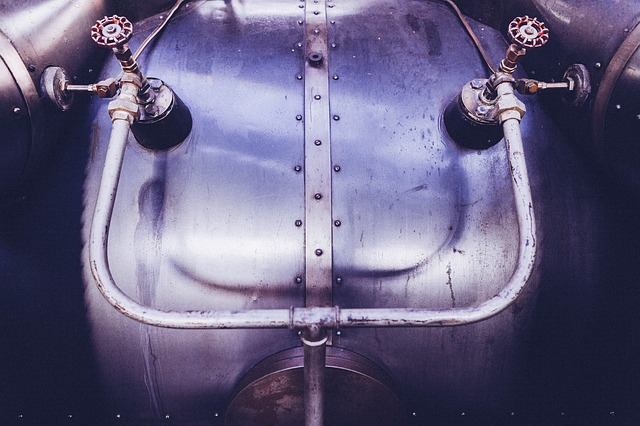 Free Photos: Valves gas tank tank container metal industries | PublicDomainArchive