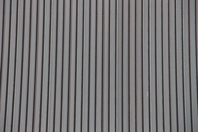 Free corrugated sheet facade sheet texture wall
