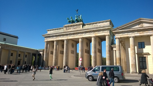 Free brandenburger tor berlin architecture monument
