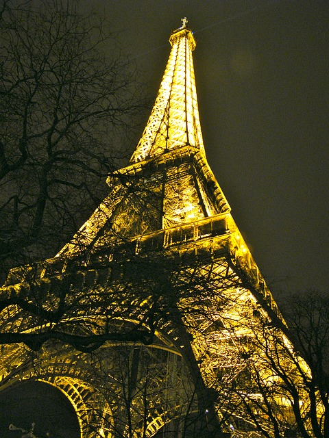 Free eiffel tower paris france tower