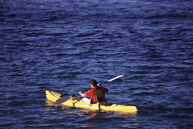 Free kayak boat paddling kayaking kayaker