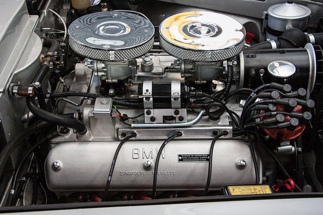 Free bmw engine compartment two seater roadster design