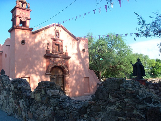 Free church mexico tourism culture