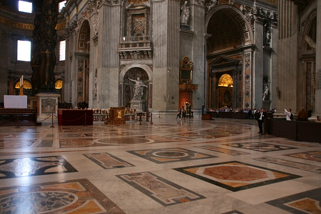 Free st peter's basilica st peter's church cathedral rome