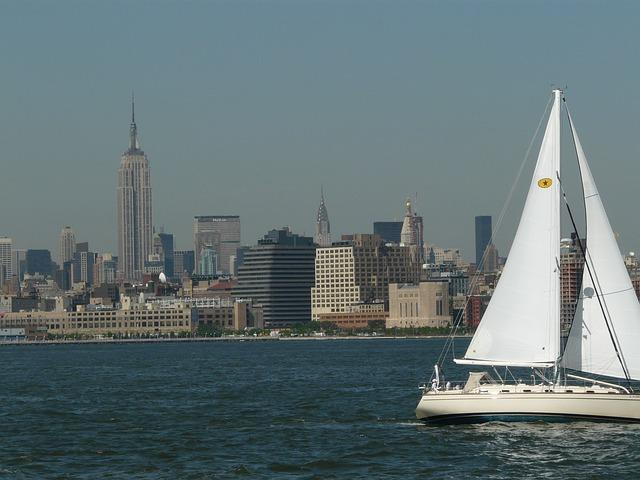 Free sailing hudson river new york city nyc