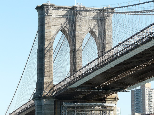 Free Photos: Brooklyn bridge architecture walking new york | spiralorcycle