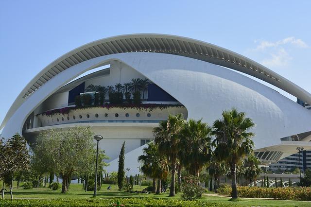 Free spain valencia city of arts and sciences