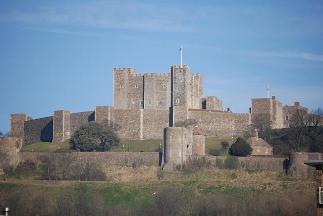 Free dover castle landmark fortress historical