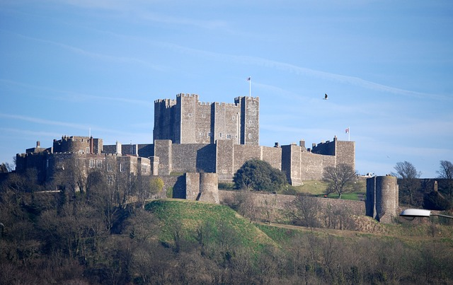 Free Photos: Dover castle landmark fortress historical | Steve Bidmead