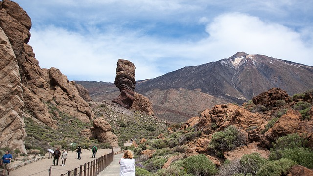 Free Photos: Nature volcano pico del teide tenerife | danube